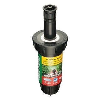 Rain Bird 1802HEVN15 2 in. Professional High Efficiency Pop-Up Sprinkler Adjustable