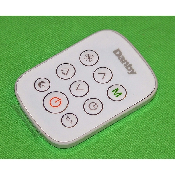 NEW OEM Danby Remote Control Originally Shipped With DPA140HEAUWDB
