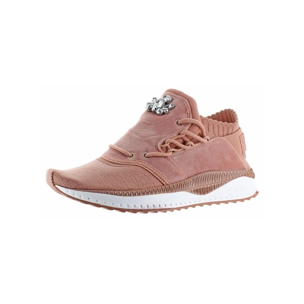 dae2a85494d Shop Puma Womens TSUGI Shinsei Velour Fashion Sneakers Lightweight ...