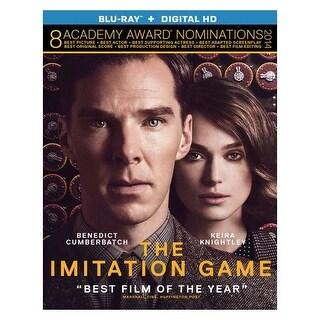 IMITATION GAME (BLU-RAY/UV)