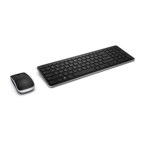 Dell Laser Wireless Keyboard And Mouse Combo, Black (Km714-Bk-Us)