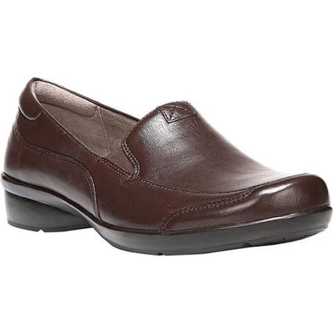 3cffd54d1b7e Naturalizer Women s Channing Slip-On Bridle Brown ET Sheep Premium Leather.  Was.  64.95.  9.74 OFF. Sale  55.21