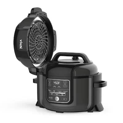 Refurbished Ninja Foodi Tendercrisp 8-In-1 6.5-Quart Pressure Cooker
