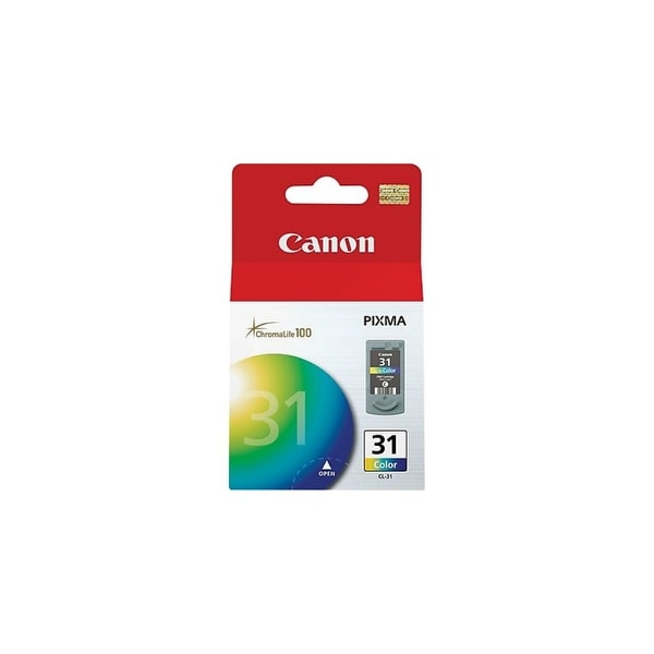 Canon CL-31 Color Ink Cartridge INK CARTRIDGE CANON CL31 COLOR