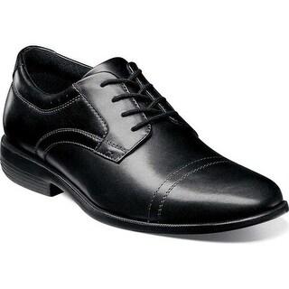 Shop Men S Nunn Bush Beacon St Black Leather Free