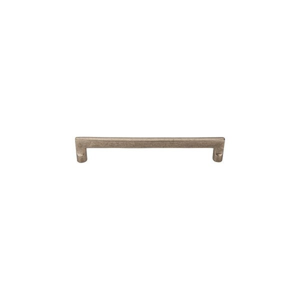 Top Knobs M1371 Aspen 9 Inch Center to Center Handle Cabinet Pull - light bronze