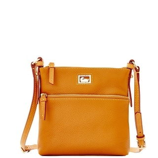 Dooney & Bourke Dillen Letter Carrier (Introduced by Dooney & Bourke at $168 in Sep 2011) - Desert