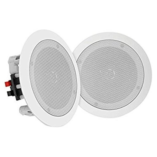 Shop Pyle Home PDICBT552RD 5.25 In. Bluetooth Ceiling