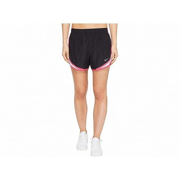 4905a6e01d Shop Nike Black Womens Size Small S Dry Tempo Running Athletic Shorts -  Free Shipping On Orders Over  45 - Overstock - 27212607
