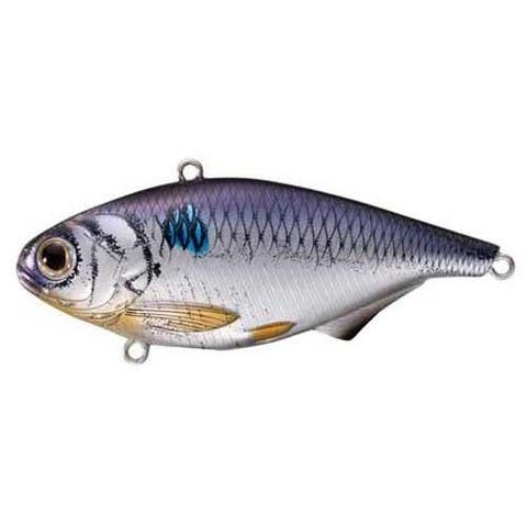 Koppers Gizzard Shad Trap 2.75' 7/16oz Silver/Pearl