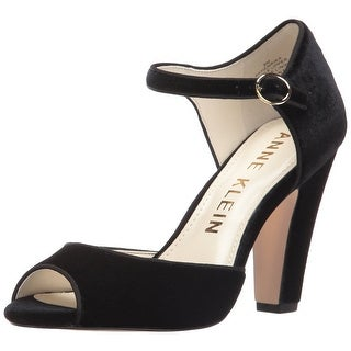 Anne Klein Women's Henrika Fabric Dress Pump