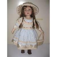 Ellis Island Doll - Eva