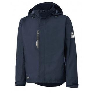 Helly Hansen Work Jacket Mens Haag Adjustable Polyester 71043