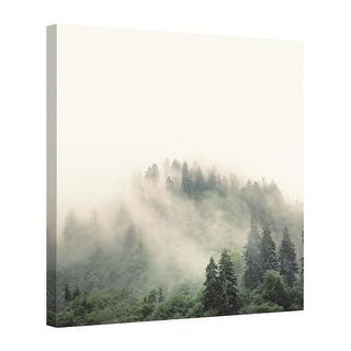 Easy Art Prints Nicholas Bell's 'Smoky Mountains' Premium Canvas Art