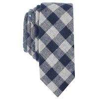 fbc33094ba4b Shop Original Penguin Mens Hunter Solid Skinny Tie Blue - Free ...