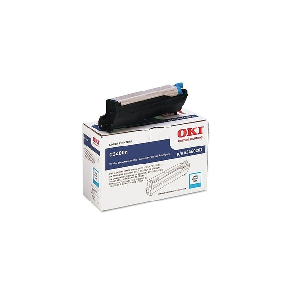 OKI 43460203 Drum Unit - Cyan Drum Unit