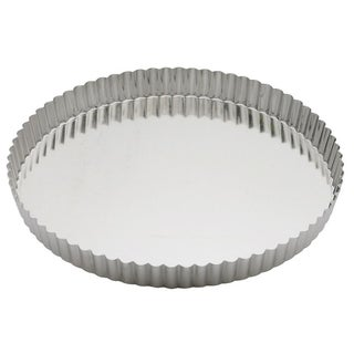 "Gobel 2492 Quiche Pan With Removable Bottom, 11"" x 1"""