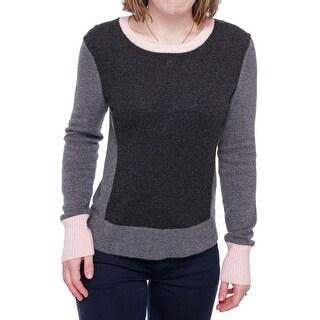 Cullen Long Sleeve Crew Neck Sweater Women Regular Sweater