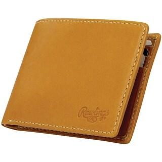 Rawlings Heart of the Hide Leather Slim Wallet, Tan