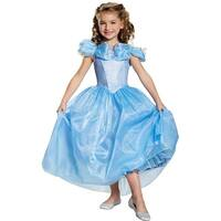 Morris Costumes DG87073G Cinderella Movie Child Prestige Costume
