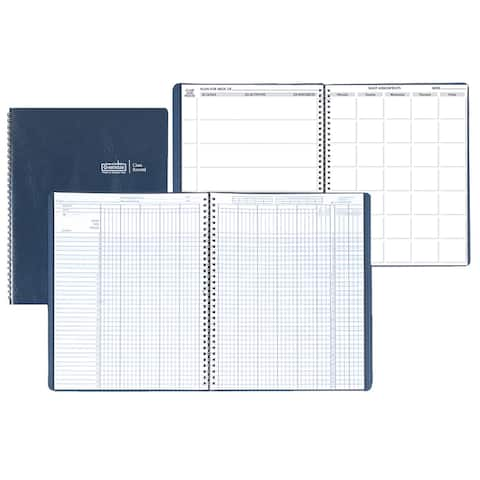 Combination Lesson Planner & Class Record Book, Pack of 2