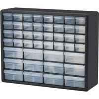 Quantum Storage 39 Drwr Storage Cabinet PDC-39BK Unit: EACH