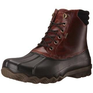 Sperry Top-Sider Men's Avenue Duck Boot Chukka Boot - Black