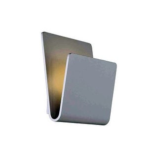 Modern Forms WS-96609 Fold 1 Light LED ADA Compliant Wall Sconce - 9 Inches Tall