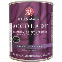 - Int Vlvt Pastel Bs Paint 0000Z4081-14 Unit: QT