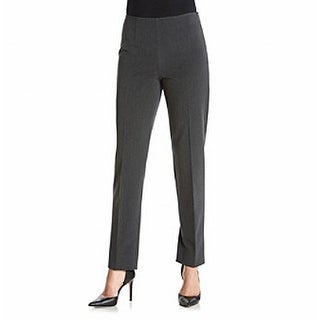 Tommy Hilfiger NEW Gray Women's Size 6 Straight Ankle Dress Pants