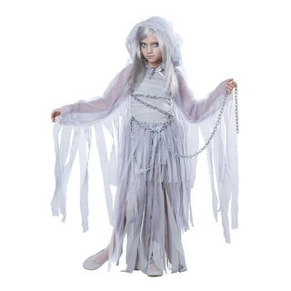 California Costumes Haunted Beauty Child Costume - White
