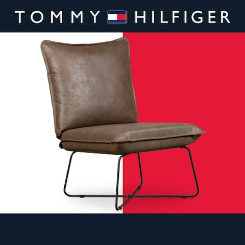 Tommy Hilfiger Ellington Armless Lounge Chair