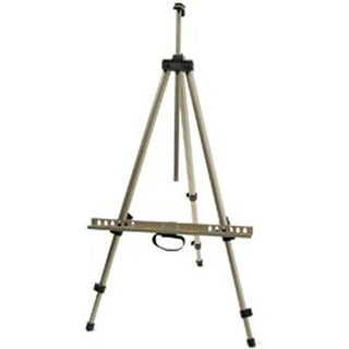Tri-501 Floor/Table Easel-Bronze