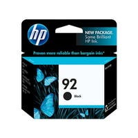 HP 92 Black Original Ink Cartridge (C9362WN) (Single Pack)