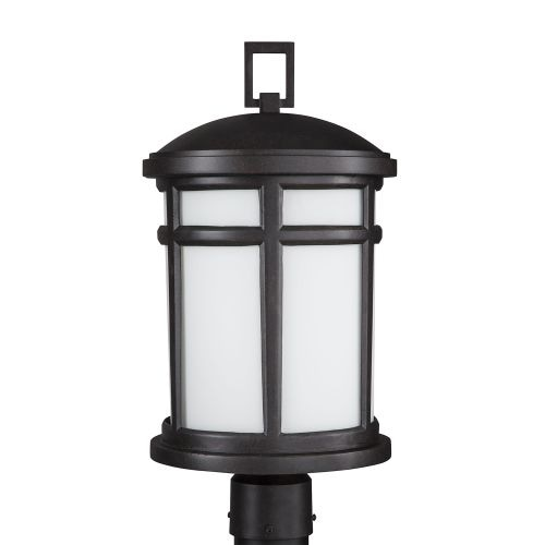 "Park Harbor PHEL2303 Turnberry 19"" Tall Single Light Outdoor Post Light"