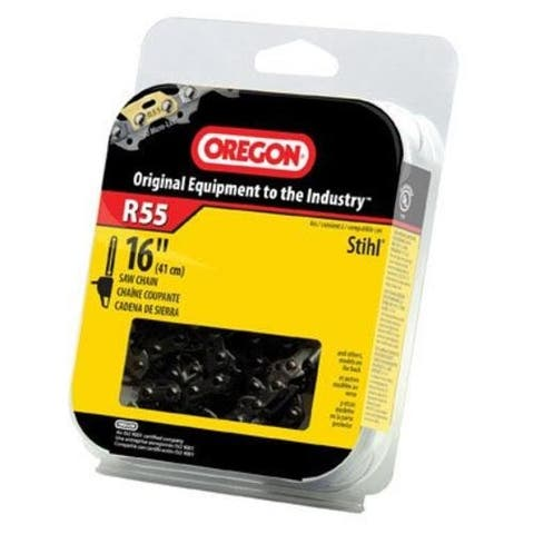 """Oregon R55 Replacement Saw Chain, 16"""""""