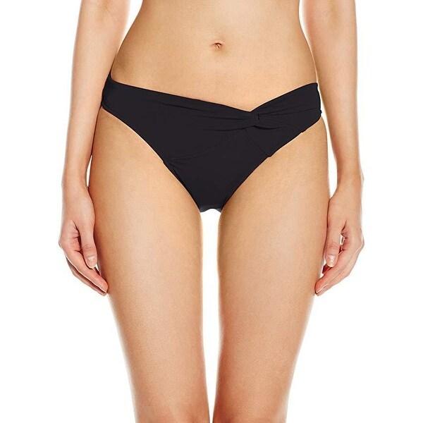 Jets by Jessika Allen Women's Jetsets Asymmetrical Twist Front Bikini Bottom 12
