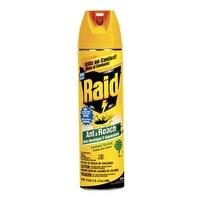 Raid 16479 Ant & Roach Killer Insecticide Spray, Lemon, 17.5 Ounce