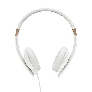 Sennheiser HD2.30G Brilliant Bass White Ear Headphones - White - 6.3 x 2.8 x 8.8