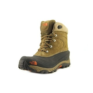 The North Face Chilkat II   Round Toe Canvas  Hiking Boot