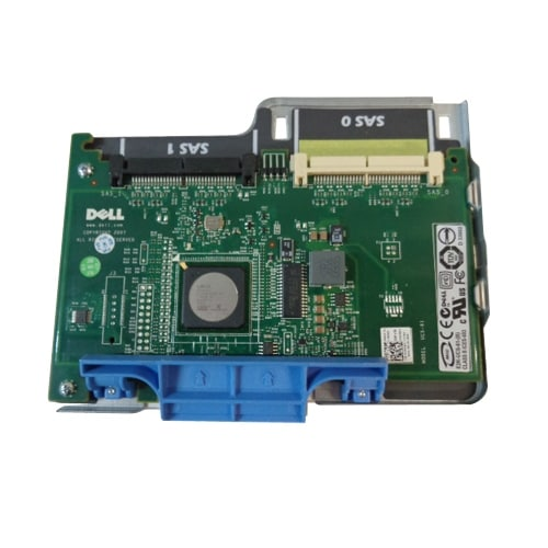 New Dell Perc 6/iR PowerEdge Server Integrated Raid Controller Card JW063