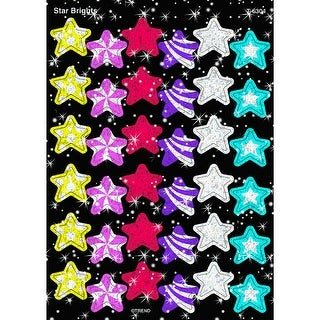 Sparkle Stickers Star Brights