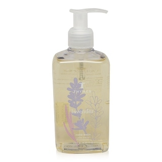 Thymes Hand Wash, Lavender, 8.25-Ounce Pump Bottle