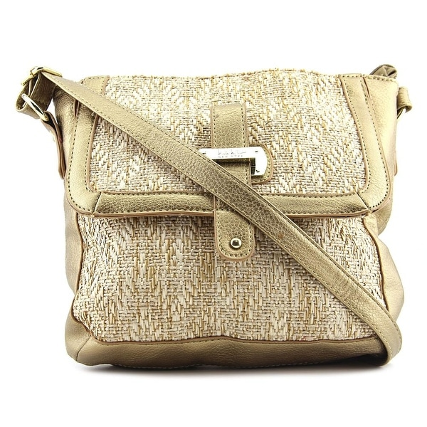 Nicole Miller NY2693 Synthetic Messenger - Gold