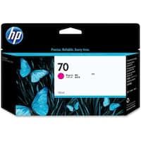 HP 70 130-ml Magenta DesignJet Ink Cartridge (C9453A) (Single Pack)