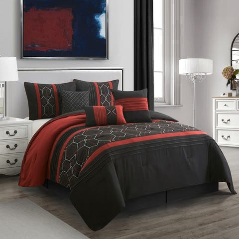 Grand Avenue Henry 7-Piece Comforter Set
