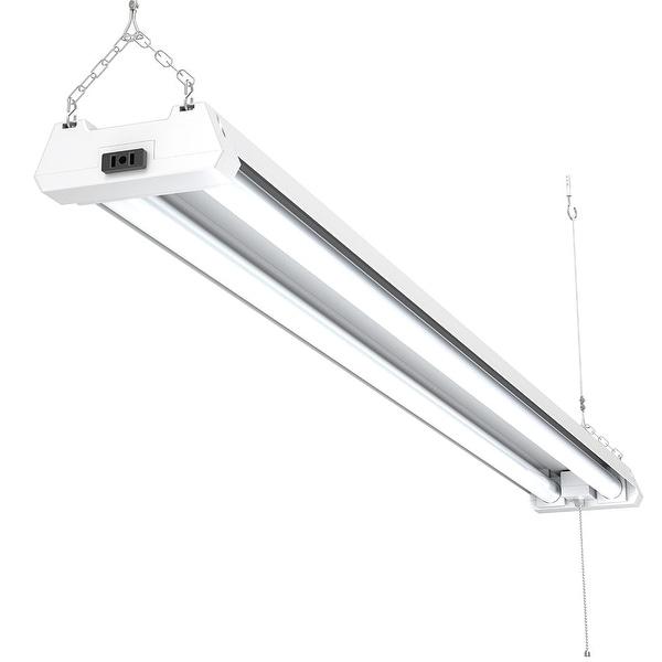 Shop Sunco Lighting 4FT Utility LED SHOP LIGHT 40W 5000K