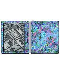 DecalGirl AKOA-LAVFLWR Amazon Kindle Oasis Skin - Lavender Flowers