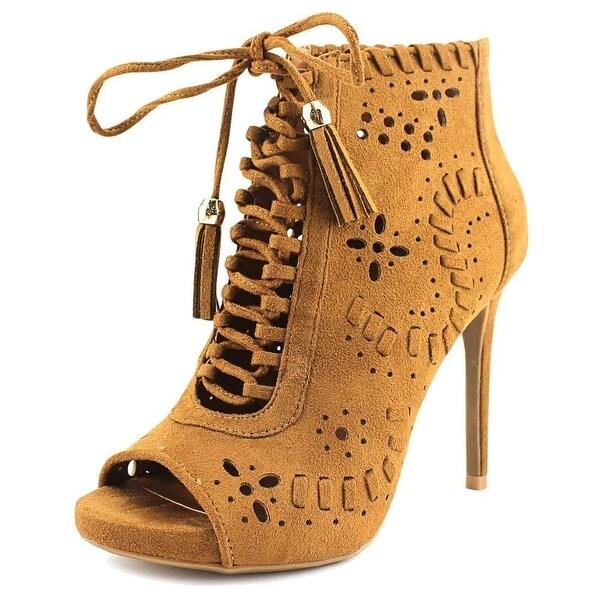 ZIGI SOHO Womens ARTEMIS Peep Toe Ankle Fashion Boots
