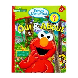 Talking Look and Find: Sesame Street, Out and About